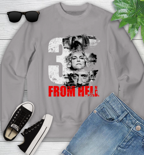 3 From Hell Youth Sweatshirt 3
