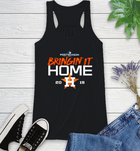 Bringing It Home Astros Racerback Tank 1