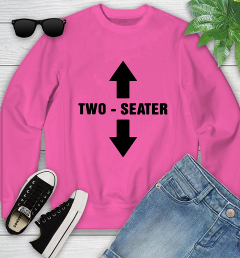 Two Seater Youth Sweatshirt 3