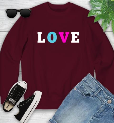 Love Shirt Savannah Guthrie Youth Sweatshirt 4