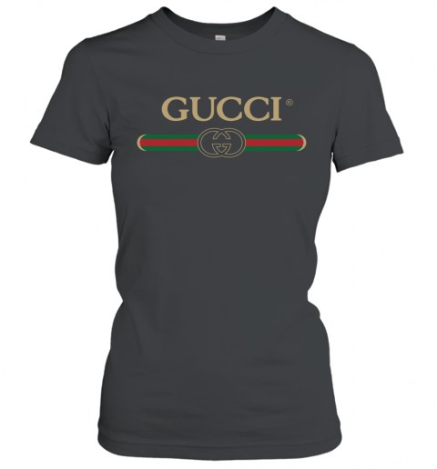 Gucci Shirt Logo Women's T-Shirt