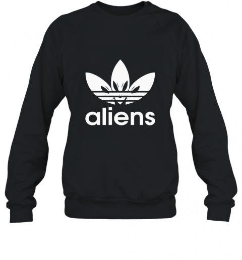 Aliens Adidas   Men Sweatshirt