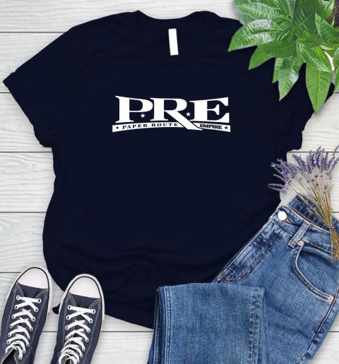 Paper Route Empire Women's T-Shirt 2