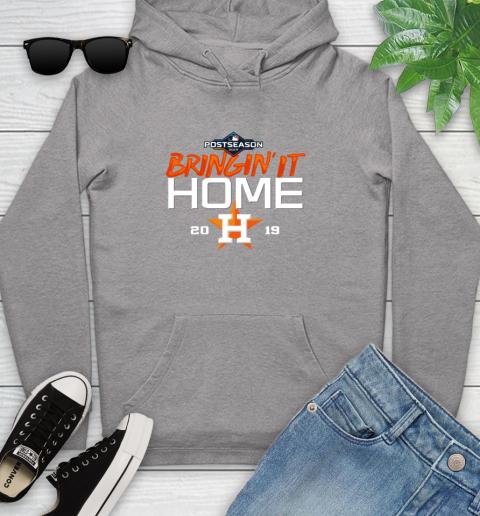 Bringing It Home Astros Youth Hoodie 6