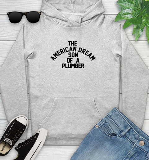 Dusty Rhodes Son Of A Plumber Shirt Youth Hoodie 1