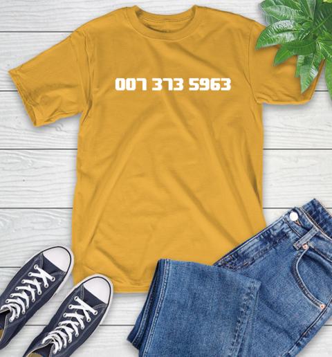 007 373 shirt T-Shirt 2