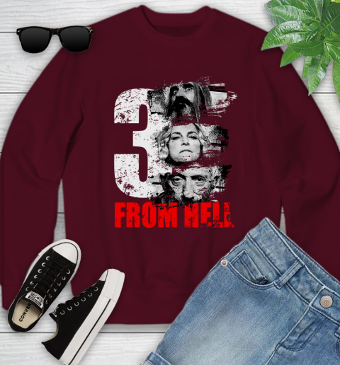 3 From Hell Youth Sweatshirt 4