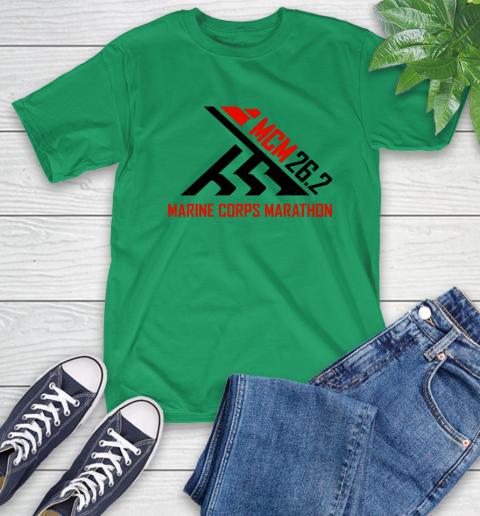 2018 Marine Corps Marathon T-Shirt 5