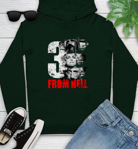 3 From Hell Youth Hoodie 14