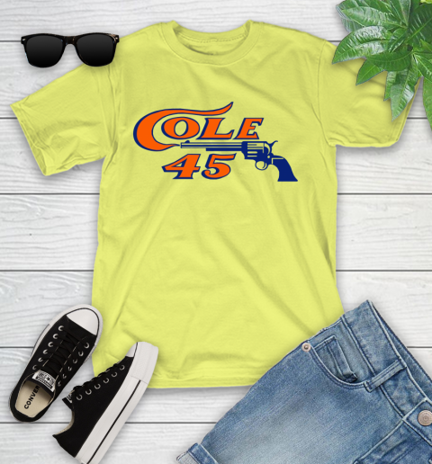 Cole 45 Youth T-Shirt 8