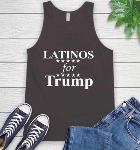 Latinos For Trump Tank Top 6