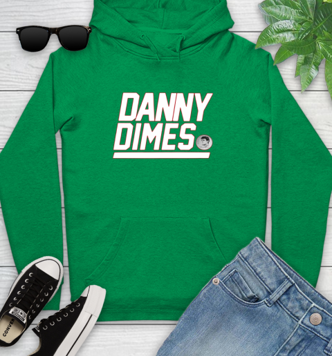 Danny Dimes Ny Giants Youth Hoodie 9