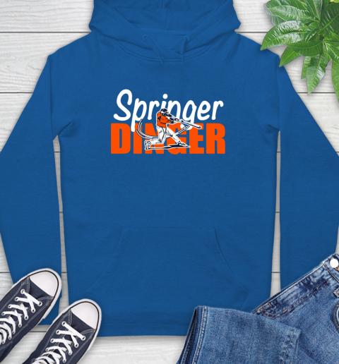 Houston Springer Dinger Fan Shirt Hoodie 9