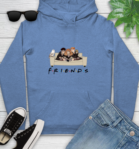 Harry Potter Ron And Hermione Friends Shirt Youth Hoodie 8