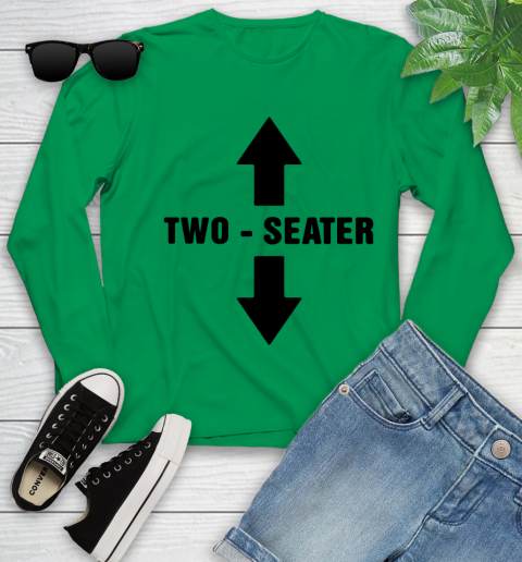 Two Seater Youth Long Sleeve 4