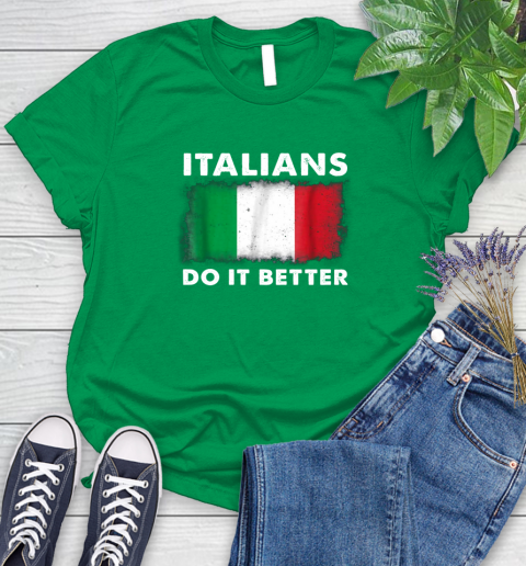 Italians Do It Better Women's T-Shirt 23
