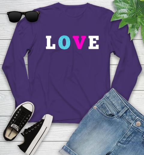 Love Shirt Savannah Guthrie Youth Long Sleeve 4