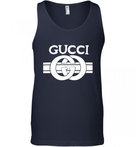 #Gucci Logo White Limited Edition Tank Top
