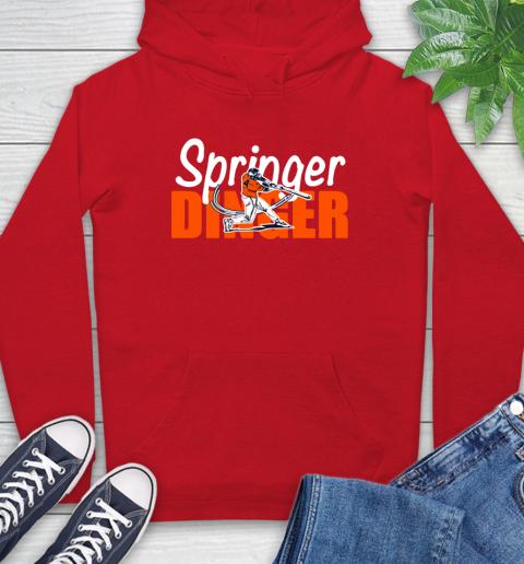 Houston Springer Dinger Fan Shirt Hoodie 10