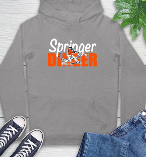 Houston Springer Dinger Fan Shirt Hoodie 6