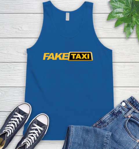 Fake taxi Tank Top 5