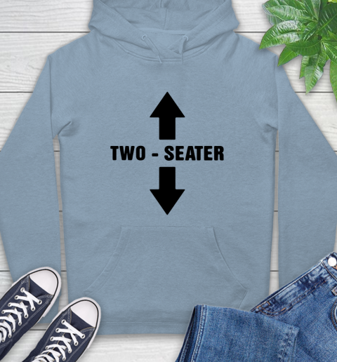 Two Seater Hoodie 6