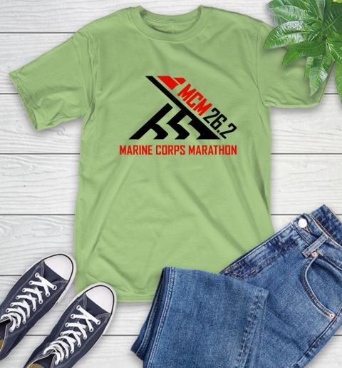 2018 Marine Corps Marathon T-Shirt 9