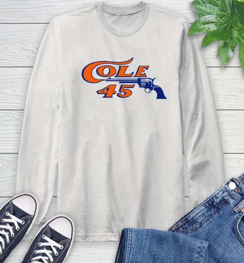 Cole 45 Long Sleeve T Shirt