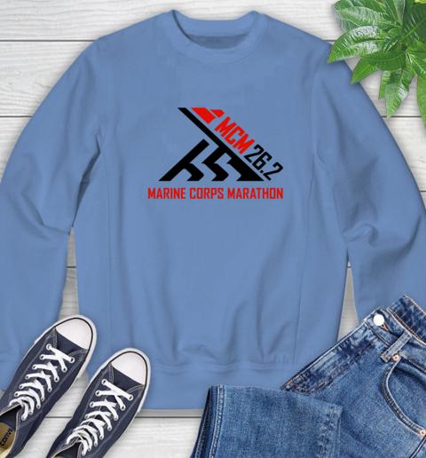 2018 Marine Corps Marathon Sweatshirt 8