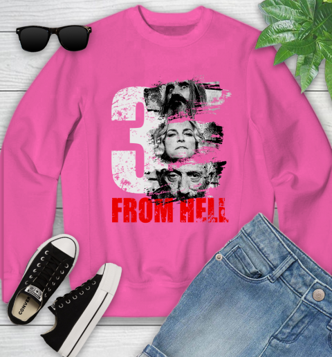 3 From Hell Youth Sweatshirt 6