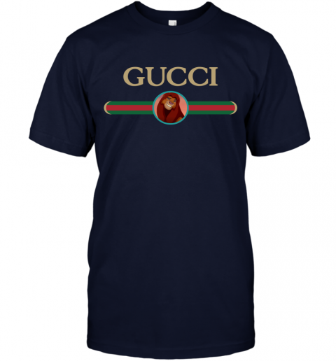 Gucci x Lion King Simba T-Shirt
