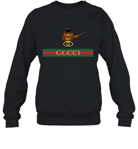Gucci Logo Owl Premium Sweatshirt