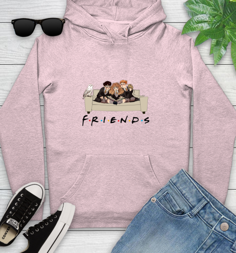 Harry Potter Ron And Hermione Friends Shirt Youth Hoodie 6