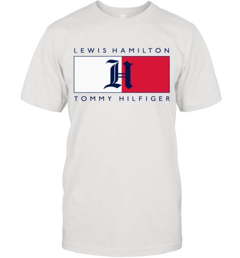 Tommy Hilfiger VS Lewis Hamilton T-Shirt