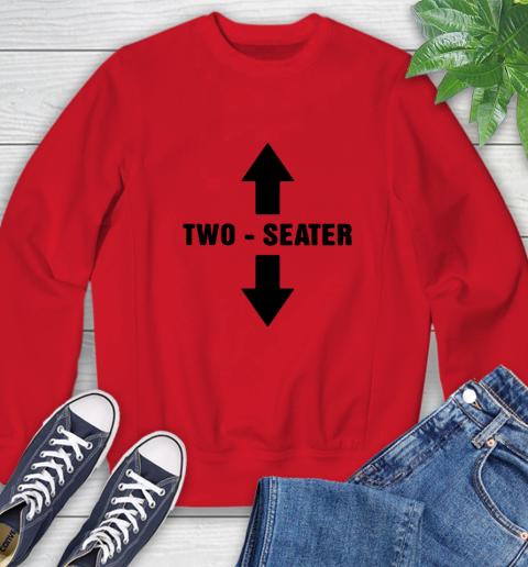 Two Seater Sweatshirt 7