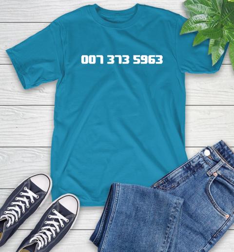 007 373 shirt T-Shirt 9