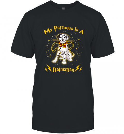 My Patronus Is A Golden DALMATIAN T-Shirt