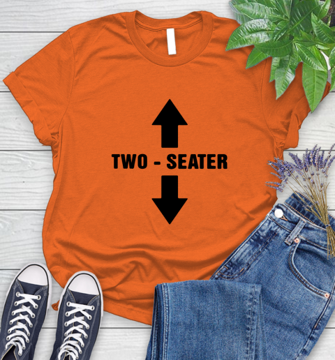 Two Seater Women's T-Shirt 2