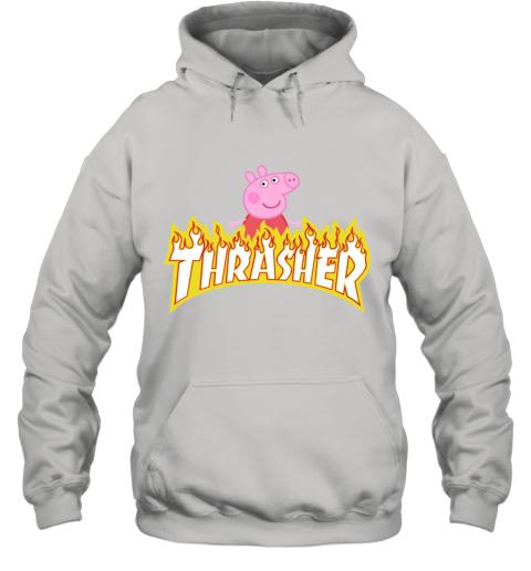 Peppa Pig Thrasher Hoodie