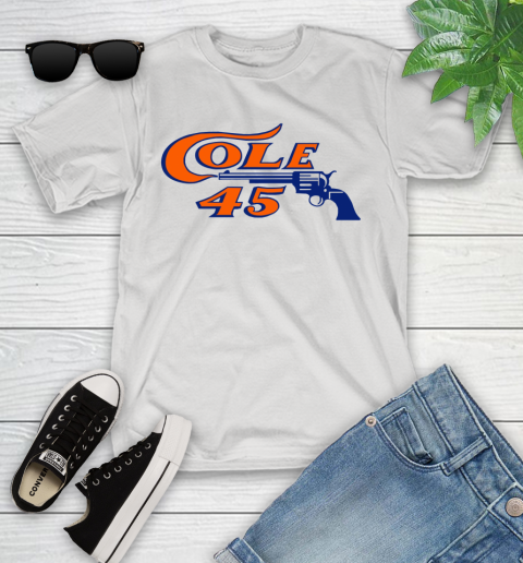 Cole 45 Youth T-Shirt 1