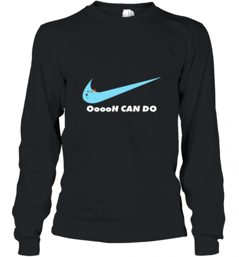 NIKE MR. MEESEEKS CAN DO OOOOH Long Sleeve T-Shirt