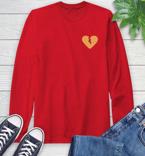 Marcus Lemonis broken heart Long Sleeve T-Shirt 10
