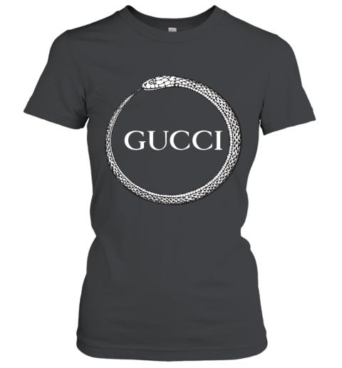 Gucci Ouroboros Print Women's T-Shirt