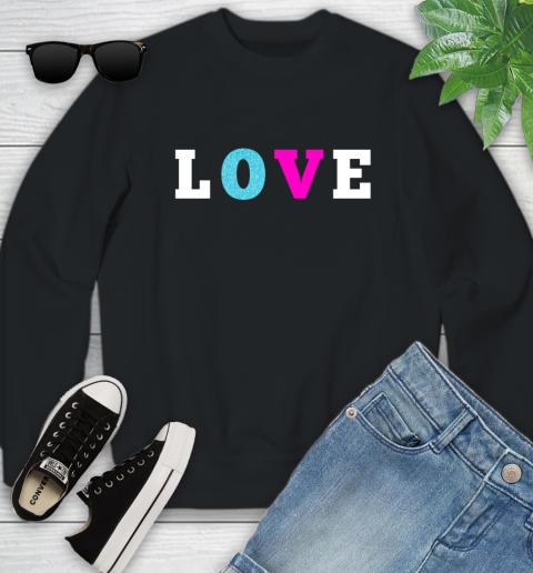 Love Shirt Savannah Guthrie Youth Sweatshirt