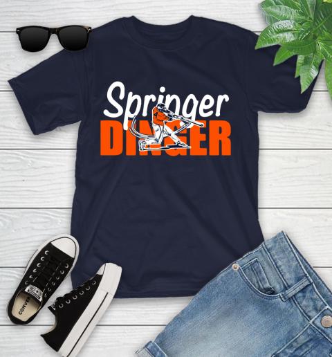 Houston Springer Dinger Fan Shirt Youth T-Shirt 2