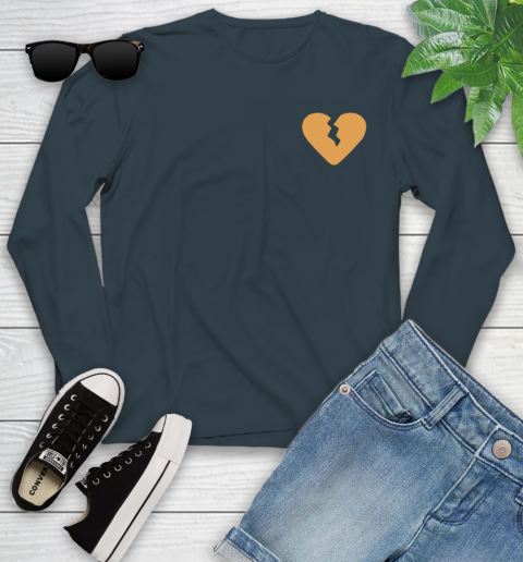 Marcus Lemonis broken heart Youth Long Sleeve 8