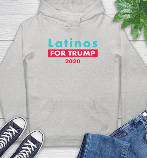 Latinos Trump 2020 Hoodie