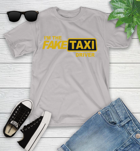 I am the Fake taxi driver Youth T-Shirt 12
