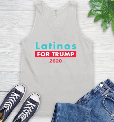 Latinos Trump 2020 Tank Top