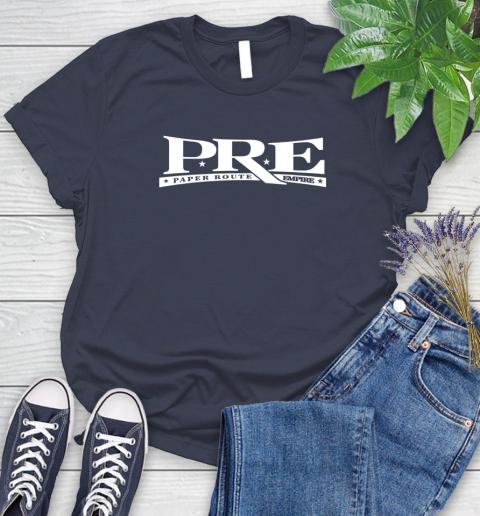Paper Route Empire Women's T-Shirt 14